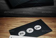 визитки, брендинг