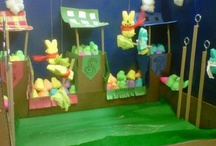 Peeps contest / Past and current entries in the annual Pioneer Press Peeps diorama contest. / by Pioneer Press / TwinCities.com