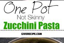 Zucchini & Eggplant (aka the best things in life)