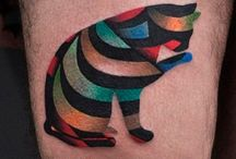 Tatuajes felinos