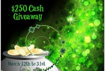 Bookish Giveaways / Book giveaways
