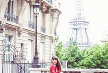 Travel Fashion Photography