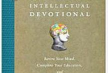 Reading For 2015 / 365 Daily Lessons - The Intellectual Devotional.  7 topics - each day dedicated to 1 topic.  My reading/knowledge challenge for the year.