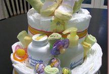 Nappy Cake / Baby Shower