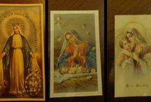 HOLY CARD - SANTINI