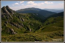 Nature scenery of Romania / over the hills and far away...