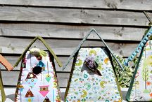 Craft Ideas/Fabric / by Sally Ann B