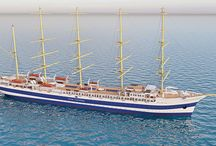 Star Clippers / by Popular Cruising