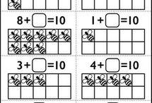 Matematică grădiniță