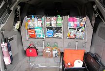 Car Stuff / Organizing tips, How-To things, and DIY stuff, all for my new car!   / by Emily Mitchell