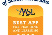 2015 Best Apps for Teaching & Learning / The Best Apps for Teaching and Learning recognition honors apps of exceptional value to inquiry-based teaching and learning as embodied in the American Association of School Librarians' Standards for the 21st-Century Learner. / by AASL