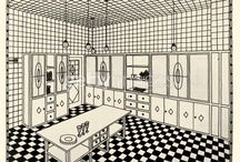 Secession kitchen