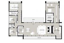 Interiors- House Plans