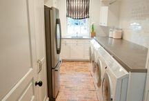 Laundry room / by Jennifer Mixon