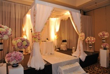 Chuppah by Butterfly floral & event design / Chuppah