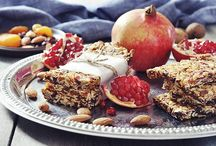 HOMEMADE ENERGY BARS / When no boxed energy will do! Make your own get up and go!!