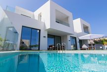 Villa Sunny #Crete #Greece #Island / Villa Sunny is located in the prefecture of Chania in the island of Crete just 150 meters from the popular beach of Kalamaki, an ideal beach for couples and families with young children. Kalamaki is situated approx. 5 km west from the beautiful old Venetian port of Chania. A short stroll from the villas you can find restaurants, supermarkets and cafes.https://www.mygreek-villa.com/villa/villa-sunny
