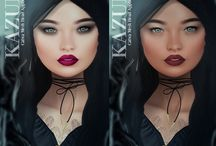 SL Asian Skins for Catwa