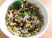 Heathy Green Gram / Green Moong Dal Sprout | South Indian Samayal Recipes