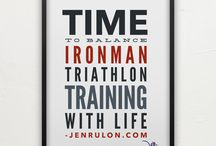 How to Structure Life with Ironman Triathlon Training / Training for an Ironman Triathlon is hard. How the heck to you make it work. Check out my tips over the next few month! Being an 9x Ironman Triathlete. I have figured it out.