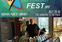 Hoover Sci-fi-Fantasy Fest 2017