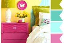 vivid - color palette