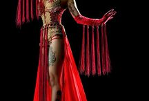Burlesque Performers / Burlesque performers to be inspired by