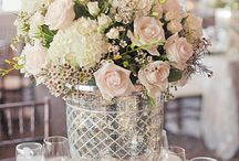 Flower center pieces / Flower decor