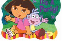 Dora Party Ideas