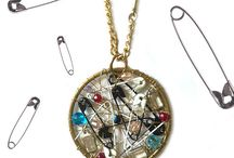 Safety Pin Jewelry