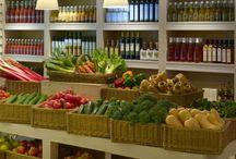 vegetable store