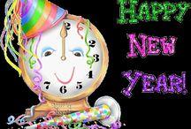 fine anno e nuovo anno
