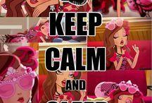 keep ------- and------