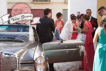 Vintage Granada, alquiler de coches para eventos