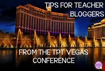 TPT Conference Ideas
