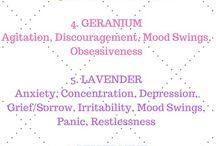Essentiële oliën & emoties