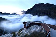Interesting architecture / by Hurtigruten