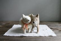 Toys for my Future Children / This is a collection of unusual and quirky toys. / by Erika Halstead