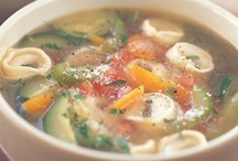 Recipes: Soup  / by Jennifer Schwartz