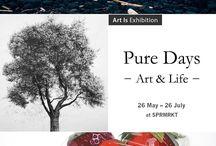 Art Is Exhibitions