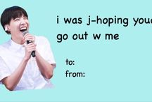 kpop valentine's day cards