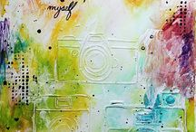 Inspired By- Art Journaling
