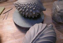 sculptures graines