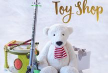 The Toy Shop / The perfect toys for kids of all ages!