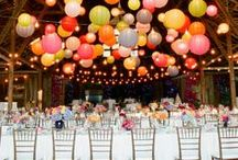 Cheerful Color Wedding