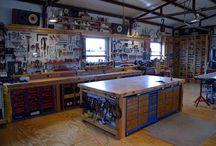 Garage indeling