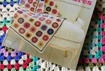Crochet books & hooks