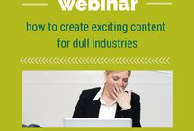 Webinars / by SPROUT Content