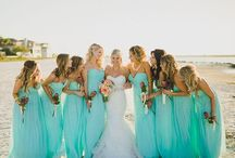 beach wedding. .