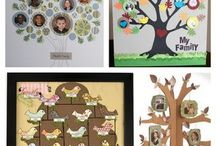 Family Tree Nursery Inspiration / by Randi Van Doren